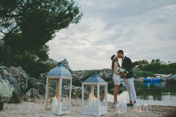 Matrimonio Natalizio Puglia : Inspiration un elopement in puglia wedding wonderland
