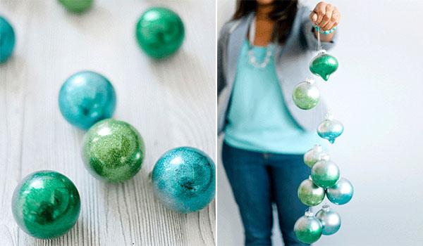 ornamenti natalizi fai da te