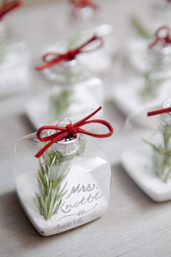 Segnaposto Natalizi Fai Da Te Tutorial.10 Decorazioni Fai Da Te Per Natale Wedding Wonderland