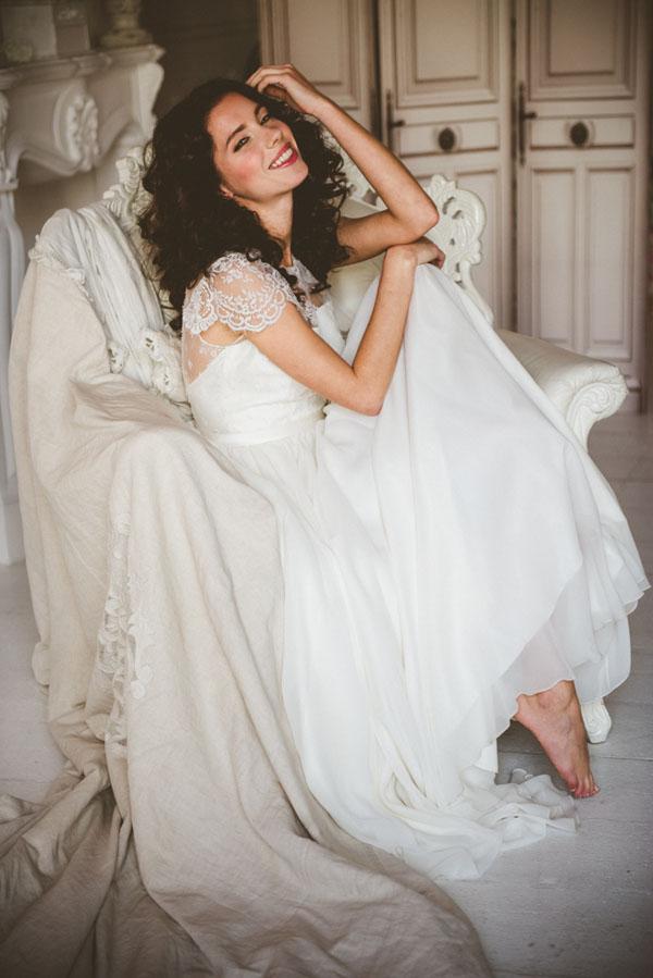 abiti da sposa nadia manzato - collezione 2016-15