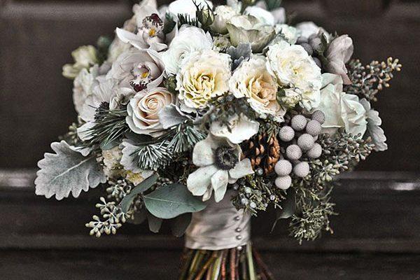 10 fiori per un matrimonio in inverno