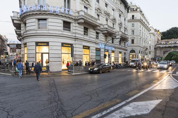 inaugurazione pronovias roma-12