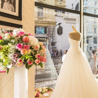#HelloPronoviasRome – L'inaugurazione del Flagship store Pronovias