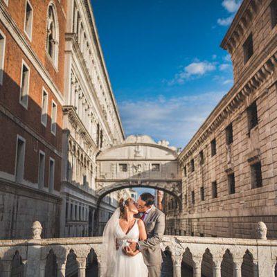 Un matrimonio a Venezia