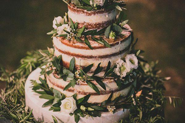 25 idee per la vostra wedding cake