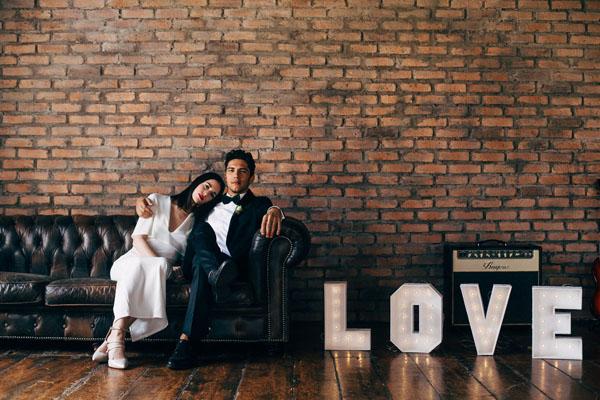 Inspiration: Un matrimonio industriale e organico