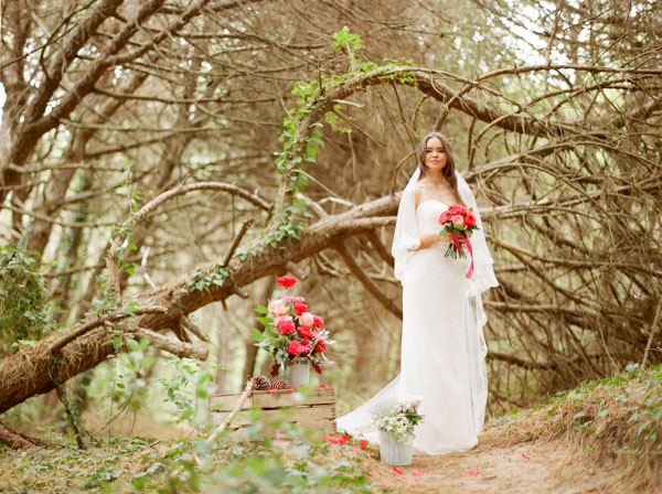 matrimonio magenta e marsala in pineta-13