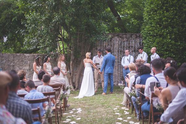 matrimonio rustico con lavanda e fiori di campo-12