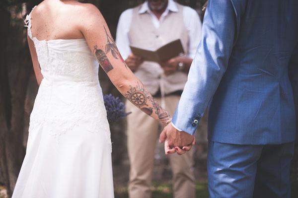 matrimonio rustico con lavanda e fiori di campo-13