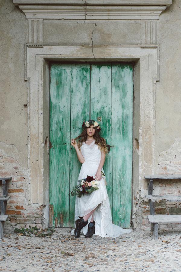 matrimonio vintage bohemien marsala-11