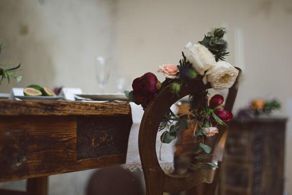 matrimonio vintage bohemien marsala-19