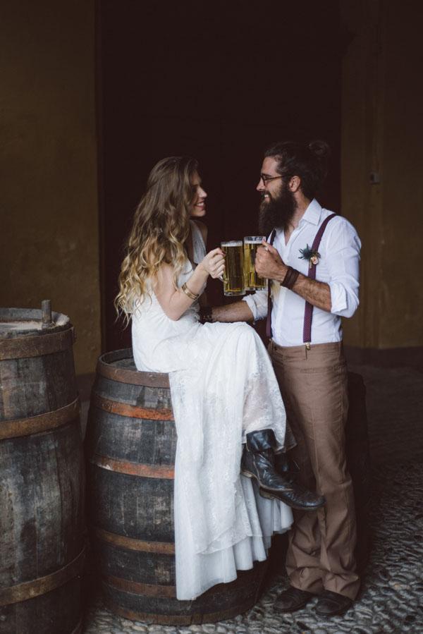 matrimonio vintage bohemien marsala-25