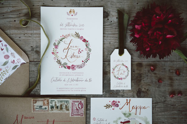 Partecipazioni Matrimonio Bohemien : Inspiration poesia bohémien wedding wonderland