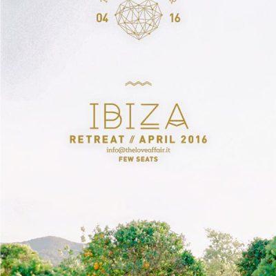 The Love Affair Retreat Ibiza