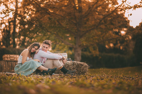 engagement session picnic-10