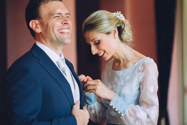 Matrimonio Azzurro Quotes : Un abito vintage per matrimonio azzurro wedding