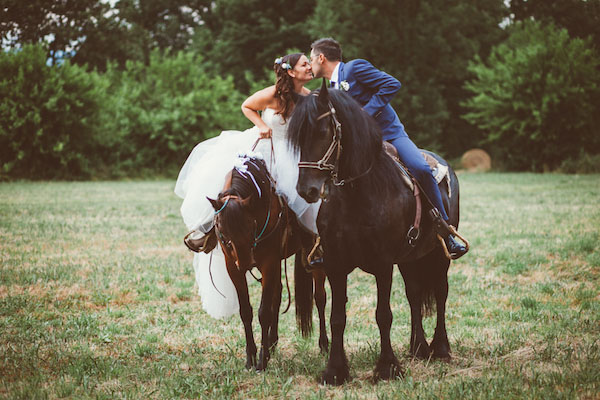 matrimonio country a cavallo-20