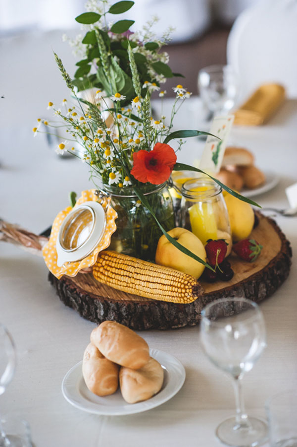 matrimonio country chic in giallo-01
