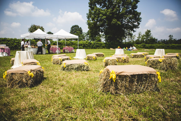 matrimonio country chic in giallo-05