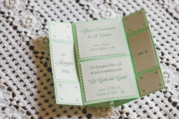 matrimonio handmade bianco e verde-02