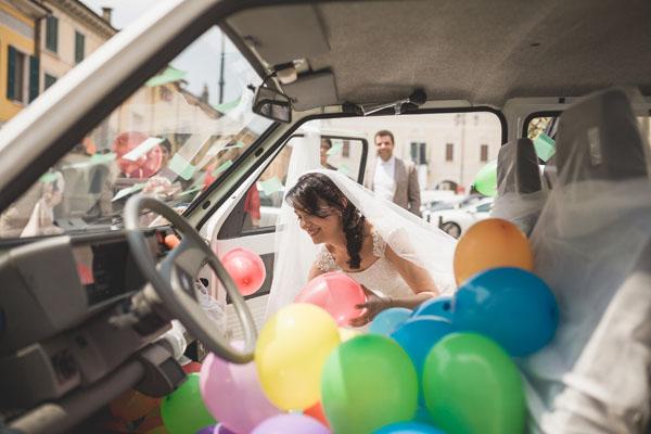 matrimonio handmade bianco e verde-11