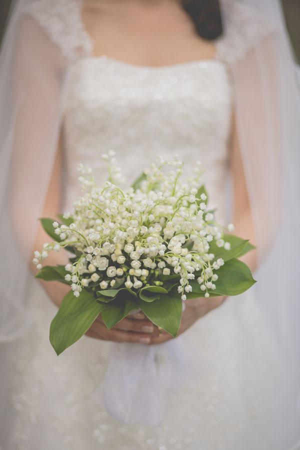 matrimonio handmade bianco e verde-19