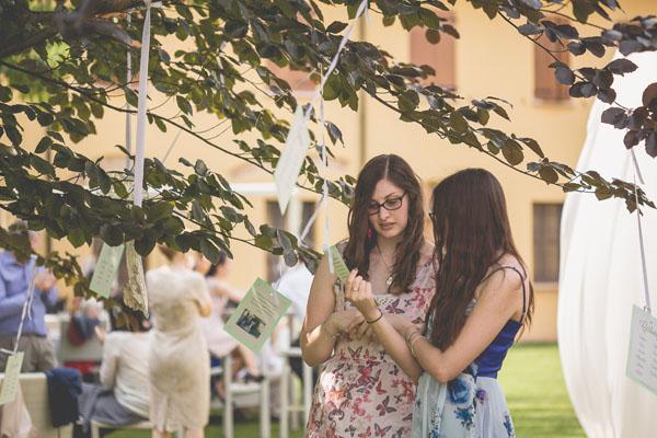 matrimonio handmade bianco e verde-20