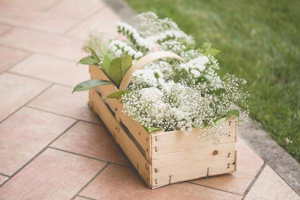 matrimonio handmade bianco e verde-24