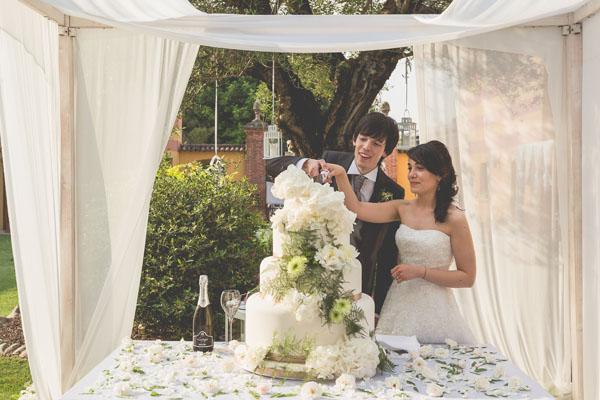 matrimonio handmade bianco e verde-26