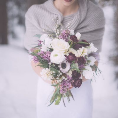 10 bouquet per un matrimonio in inverno