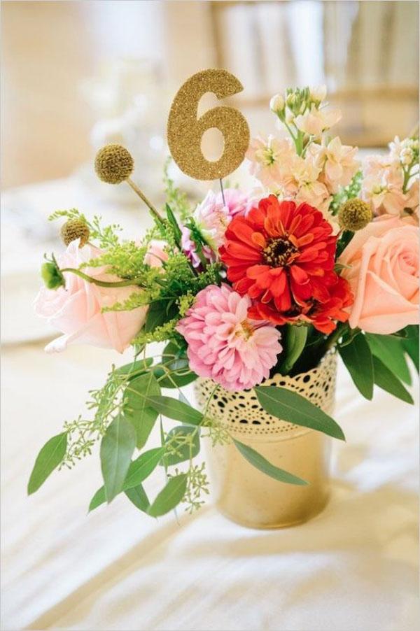 20 decorazioni ikea per il vostro matrimonio - Ikea centrotavola ...