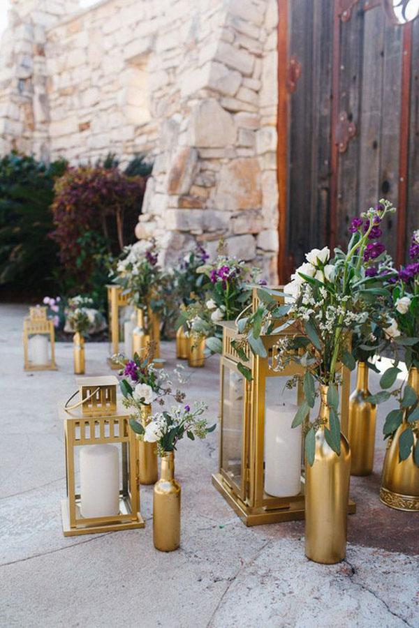 20 decorazioni ikea per il vostro matrimonio - Decorare lanterne ...