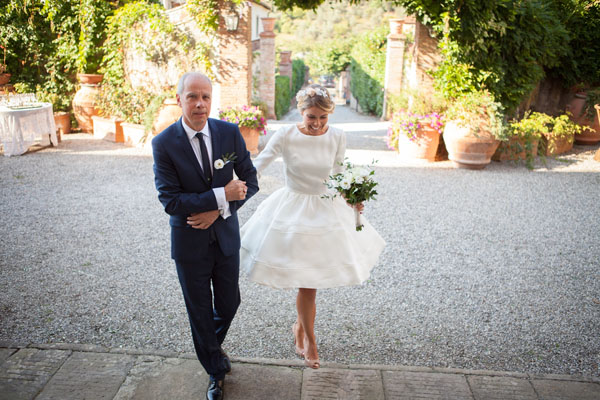 Location Matrimonio Bohemien : Un matrimonio bohémien e botanico in toscana wedding