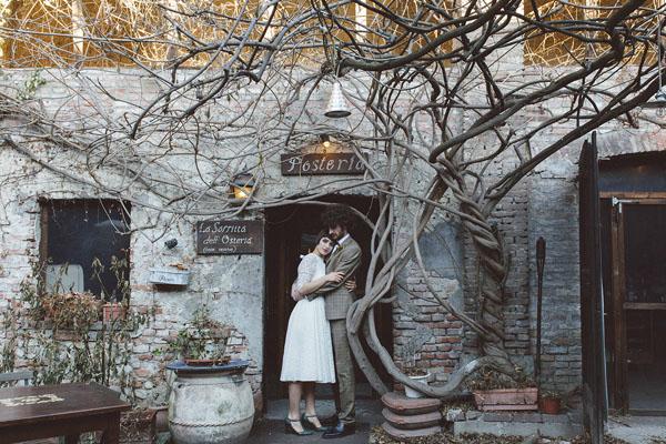 Inspiration: Un matrimonio ispirato a Il favoloso mondo di Amélie