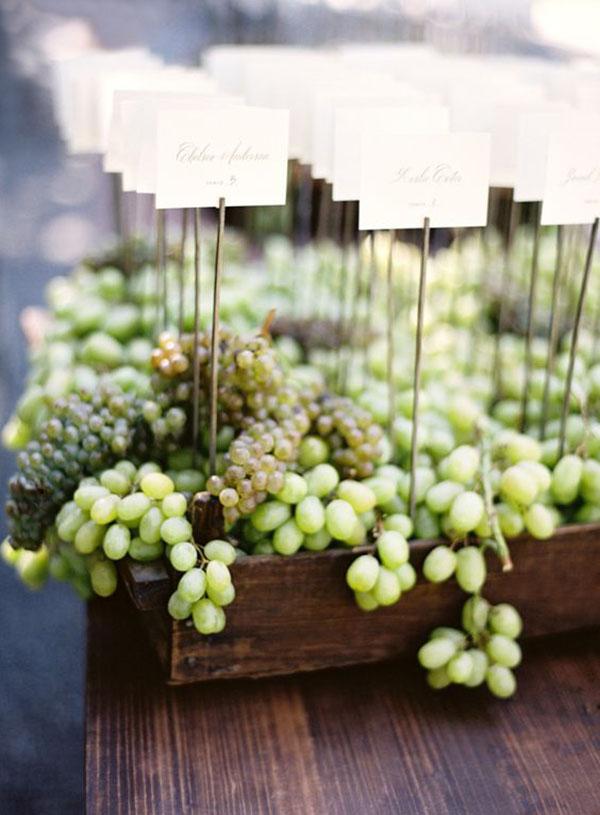 Matrimonio Tema Uva : Idee per un matrimonio ispirato al vino wedding