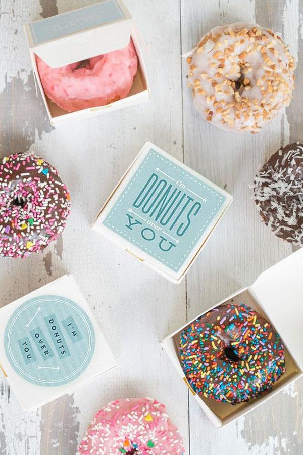 ciambelle | 15 idee per bomboniere enogastronomiche