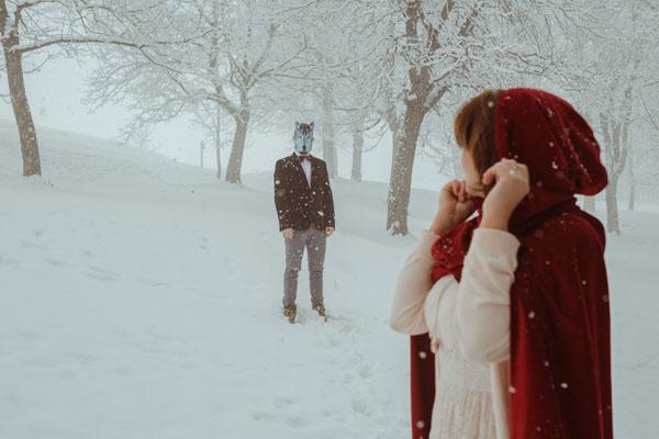 engagement session ispirata a cappuccetto rosso | zonzoweb | wedding wonderland-10