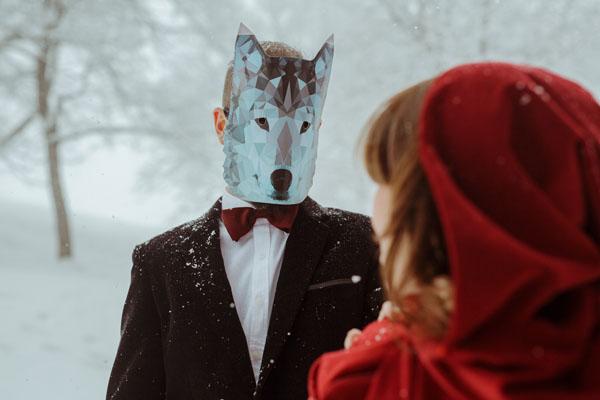 engagement session ispirata a cappuccetto rosso | zonzoweb | wedding wonderland-12