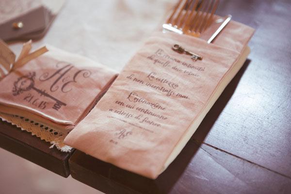 matrimonio a tema libri e chiavi antiche-18