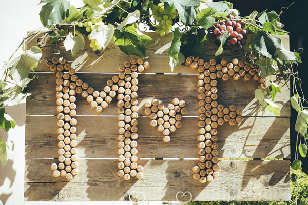 Tema Matrimonio Wonderland : Un matrimonio ispirato al vino e all uva wedding wonderland