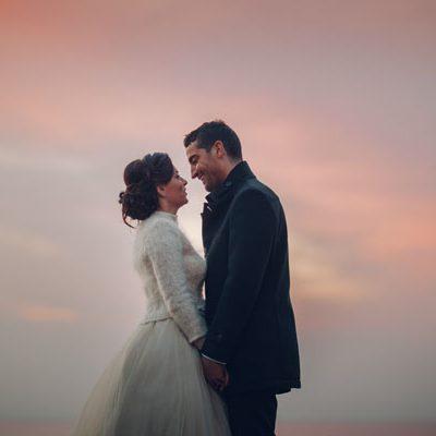 Un matrimonio invernale ispirato a Il Grande Gatsby
