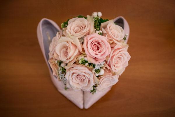 Un romantico matrimonio autunnale