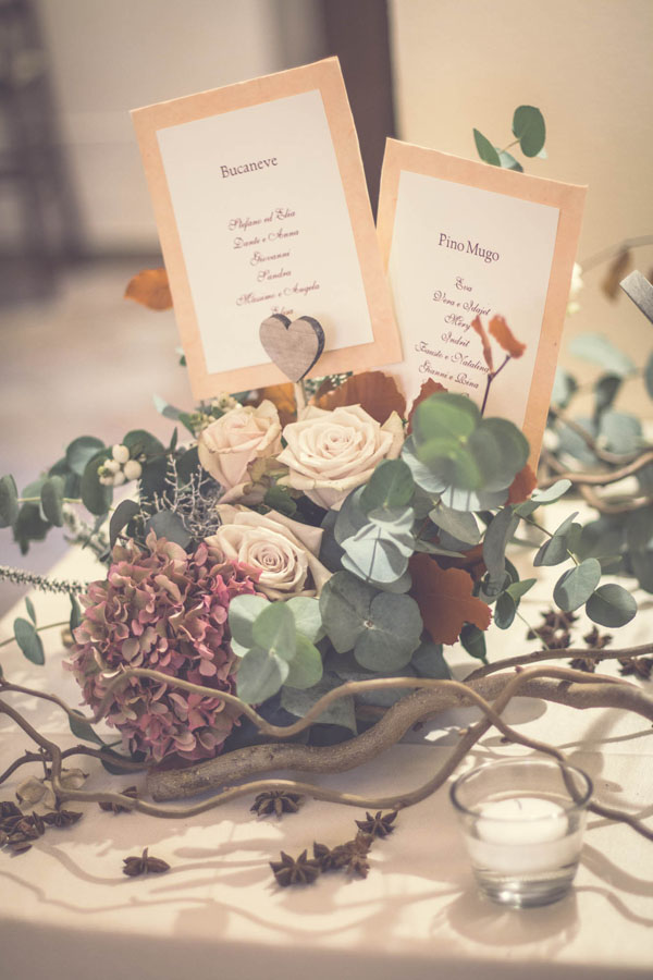 Matrimonio Rustico Chic : Un romantico matrimonio autunnale wedding wonderland