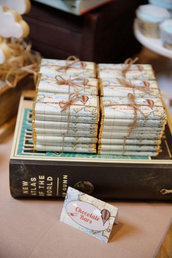 tavolette di cioccolata personalizzate   15 idee per bomboniere enogastronomiche