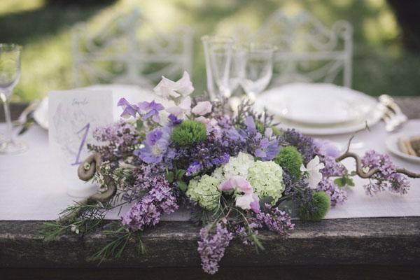 Matrimonio In Glicine : Un matrimonio vintage e botanico al profumo di glicine