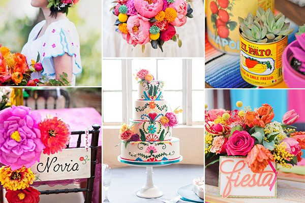 Inspiration board: Cinco de mayo