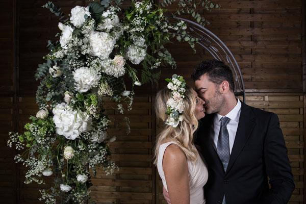 Matrimonio Tema Botanico : Un matrimonio botanico e geometrico wedding wonderland