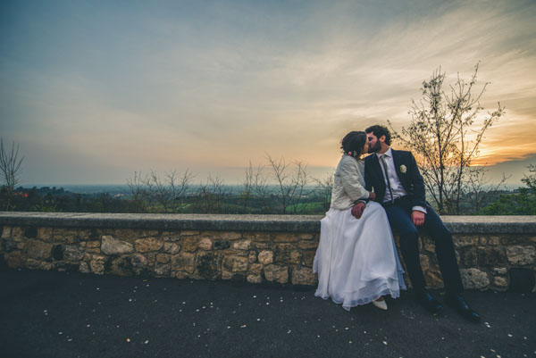 matrimonio vintage ispirato alla primavera | foto: selene pozzer