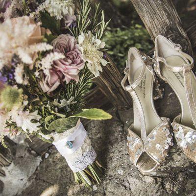 Lavanda e tradizioni persiane per un matrimonio in Toscana