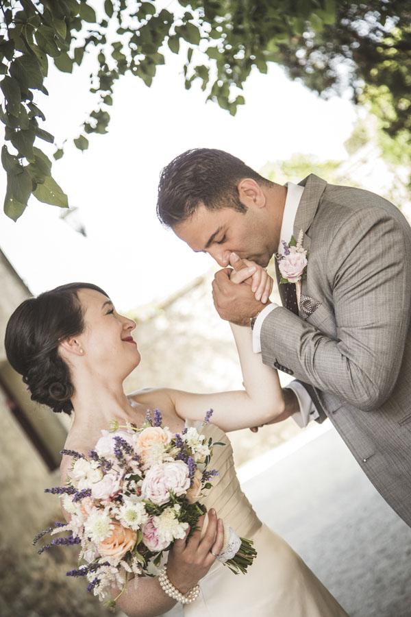 Ricevimento Matrimonio Toscana : Lavanda e tradizioni persiane per un matrimonio in toscana